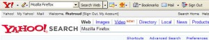 Yahoo Toolbar unter Windows 8.1 installieren