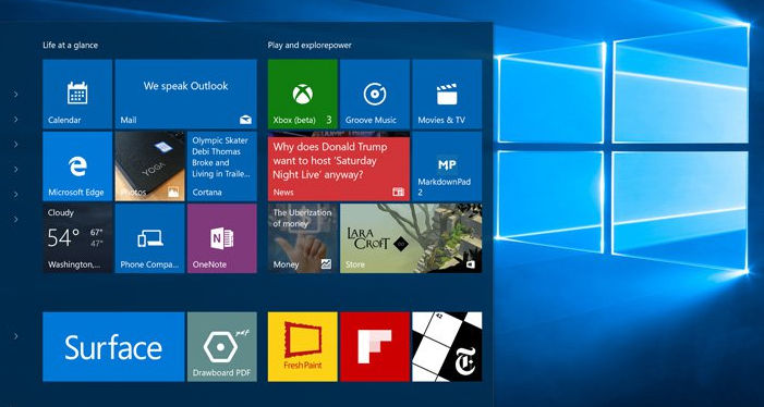 Windows10-Kacheln