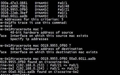 MAC-Adresse auf einem Computer ermitteln
