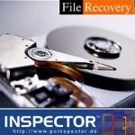 Gelöschte Dateien mit PC Inspector File Recovery wiederherstellen