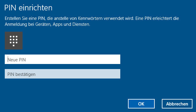 pin-eingabe-unter-windows10